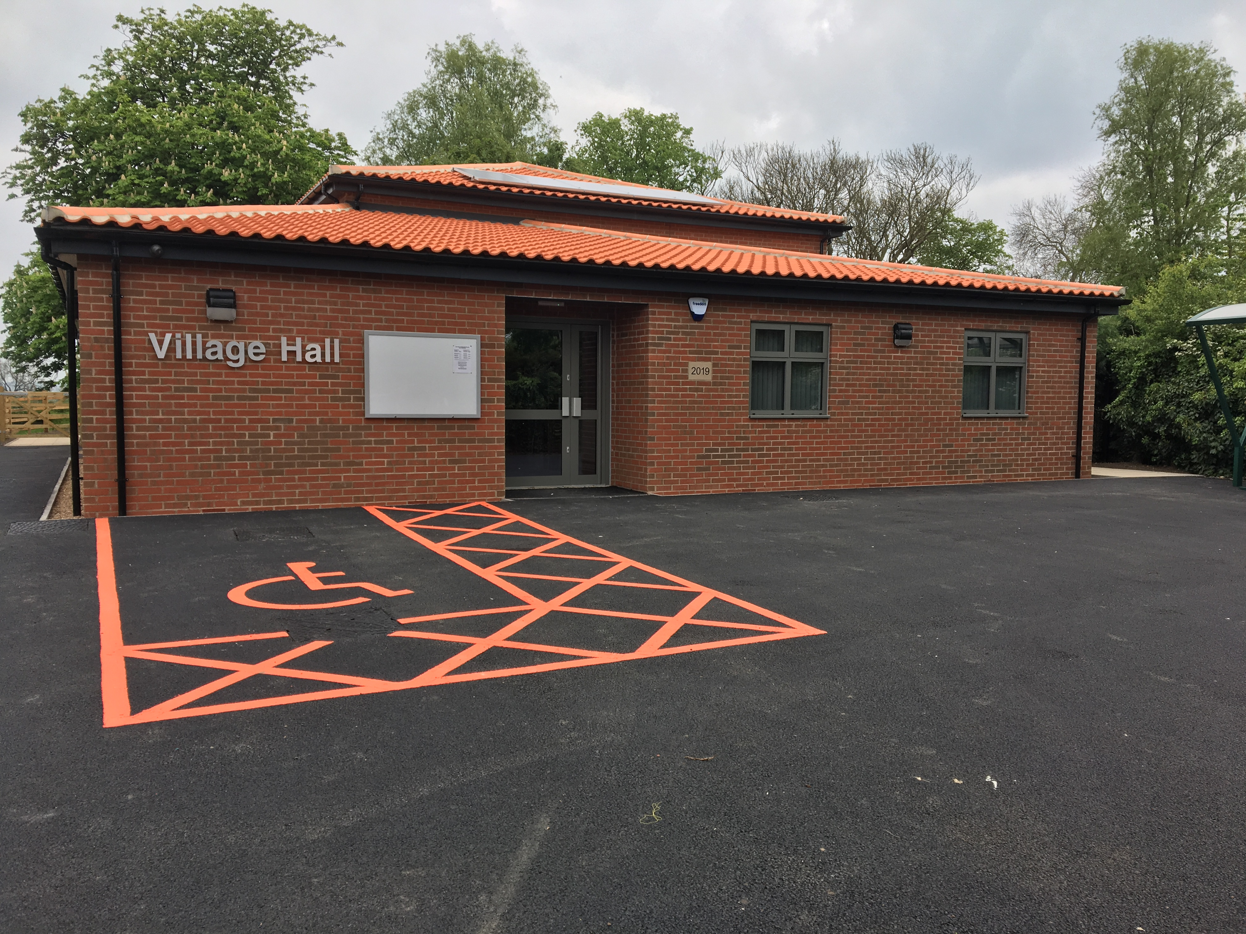 Carlton le Moorland Village Hall